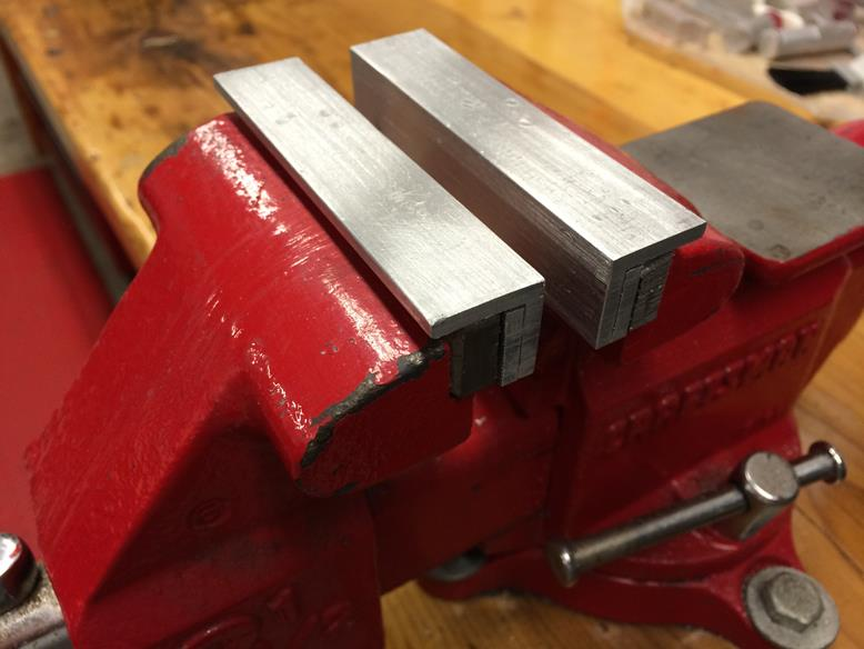 SoftJaws For Bench Vise